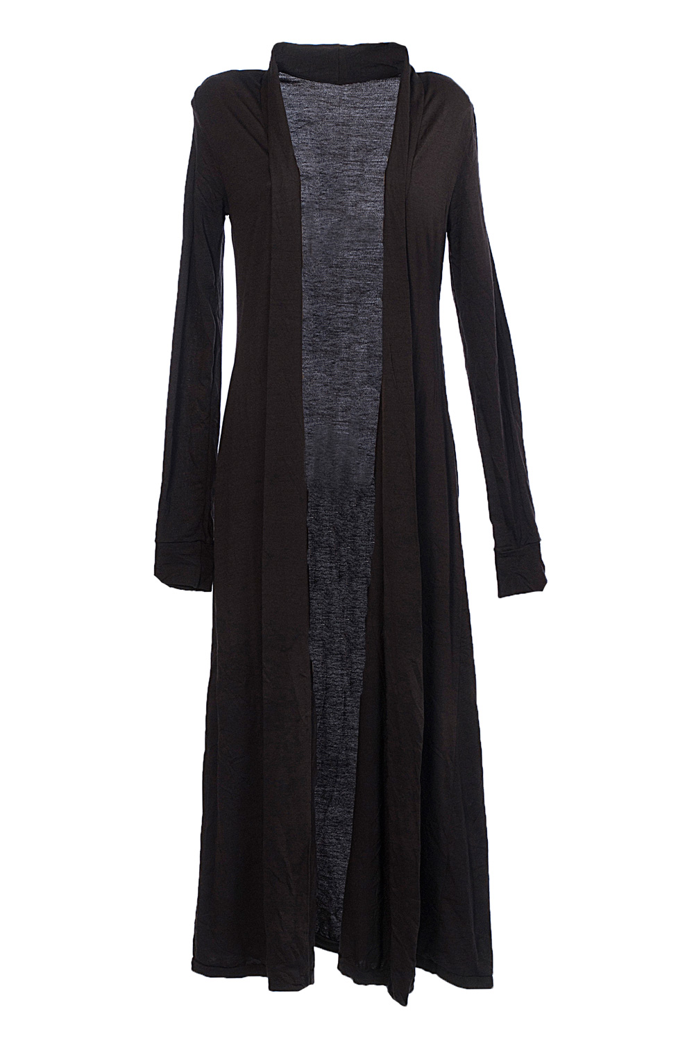 Mesop clothing online Light Wool Long Cardigan - Womens Cardigans ...