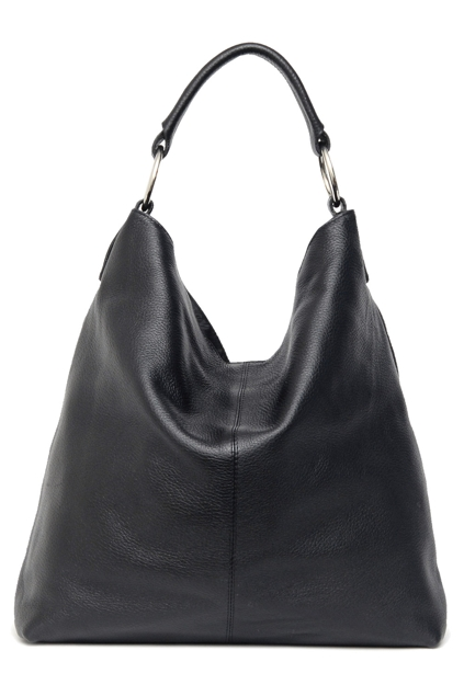 SALE Regular price: $ Oversized bag - hobo bag black Elegant and stylish hobo bag made from high quality leather. The hobo bag can be worn as a shoulder bag. Spacious interior provides room for all the daily essentials and more. This bag is perfect as your everyday bag, which can fit an.