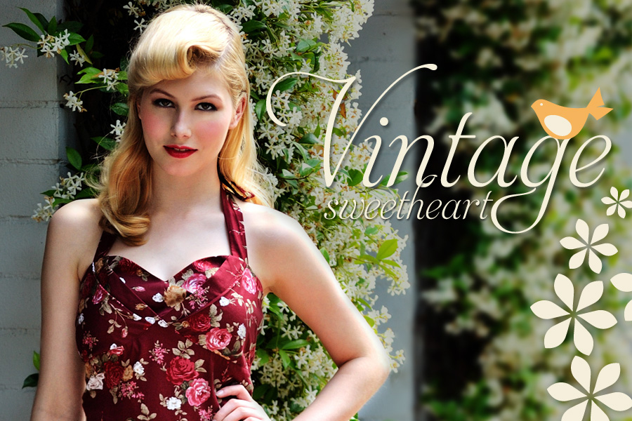 Vintage Sweetheart