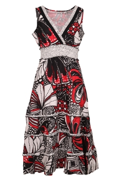 orientique cook island dress - Cook Island Designs