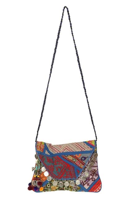 Buy Zoda jewellery online bright colours Prana Wallet Side Bag ...