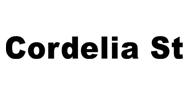 Cordelia St