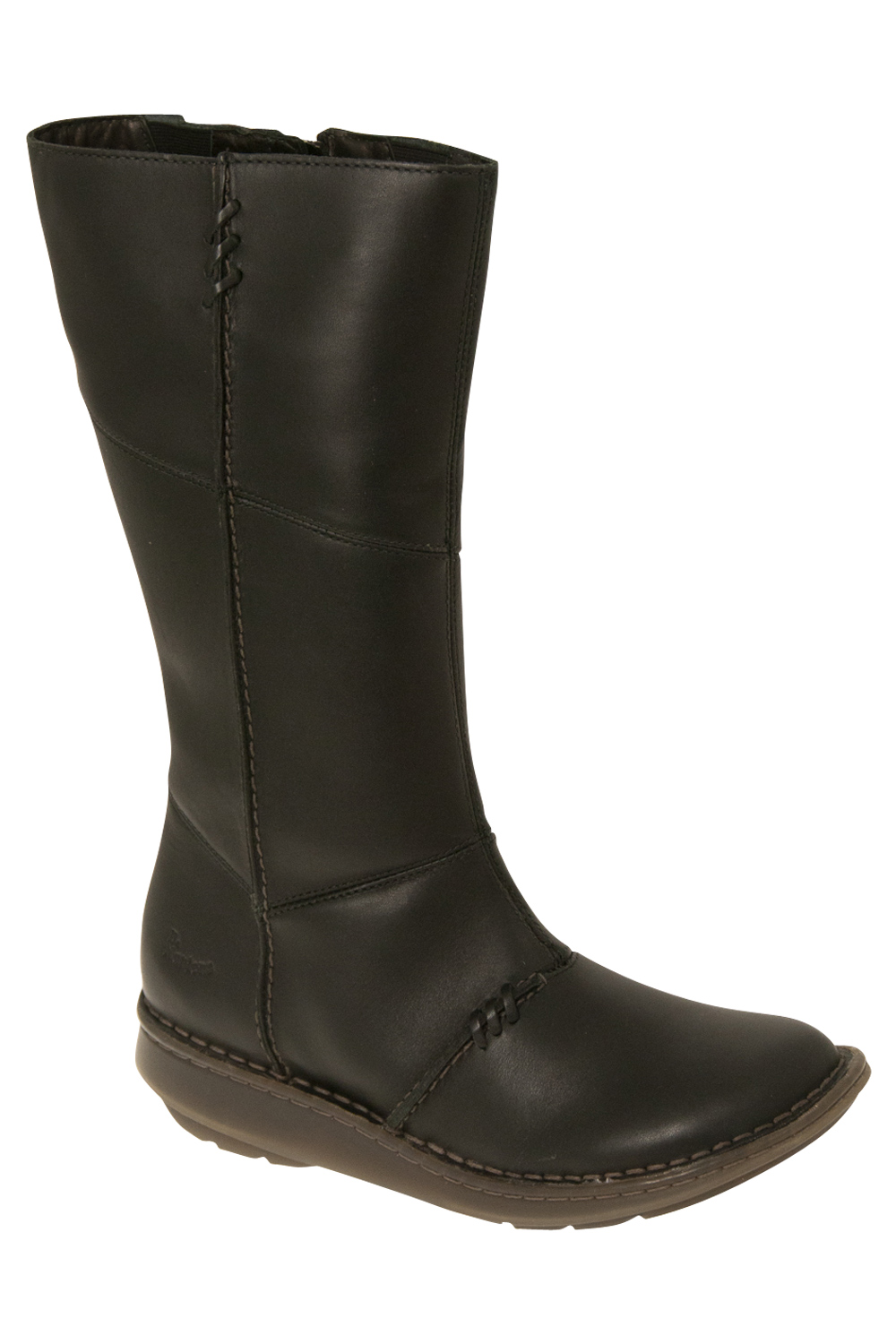 Dr Martens New Authentic 3A63 Zip Boot