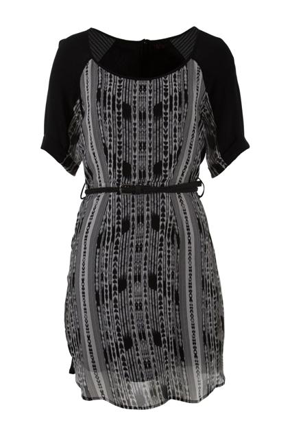 Wish Fashion Label Clothing Infinity Dress Womens Knee