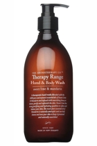 Therapy healing 500ml hand   body wash sweet lime   mandarin small2