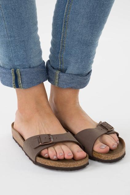 birkenstock madrid sandal womens flats at birdsnest. Black Bedroom Furniture Sets. Home Design Ideas