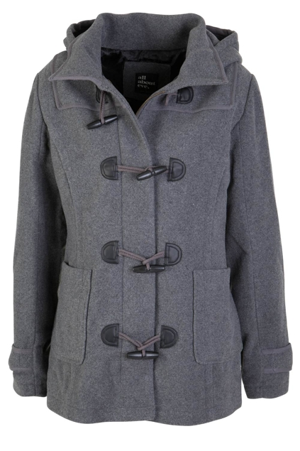 All About Eve Winterfell Duffle Coat - Womens Overcoats - at ...