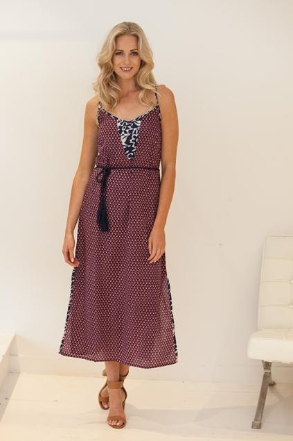 Boom Shankar 50s dresses Batik Dress - Womens Maxi Dresses ...