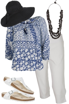 Jamaica Dream Outfit includes Threadz, Birkenstock, and ...