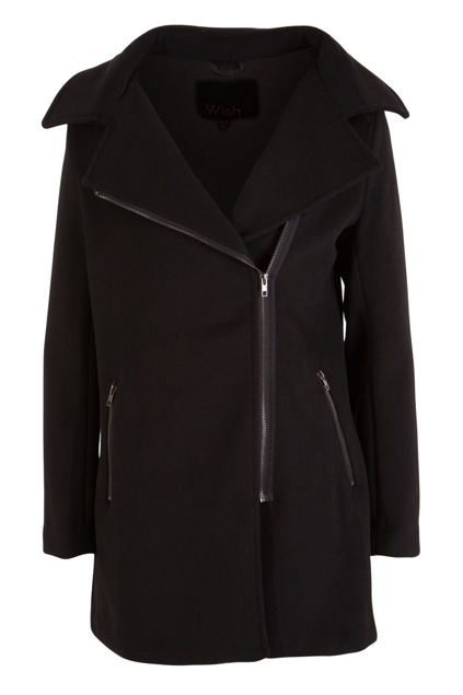 Wish Fashion Label Clothing Define Coat Womens Overcoats Birdsnest Women