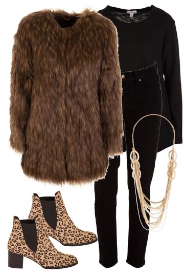 Fashionista Fur Real