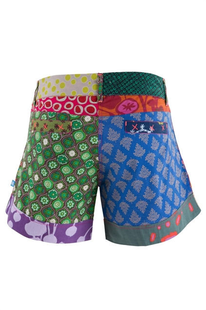 Boom Shankar Patchwork Skirt Patchwork, Clothes and