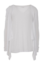 Melbourne cardi white front small2