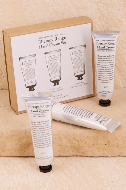 The Aromatherapy Co Trio Hand Cream Gift Set - Womens Beauty U0026 Body - Birdsnest Online Fashion Store