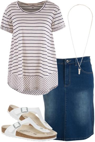 Striped Sista