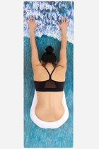 Manly beach yoga mat main  small2