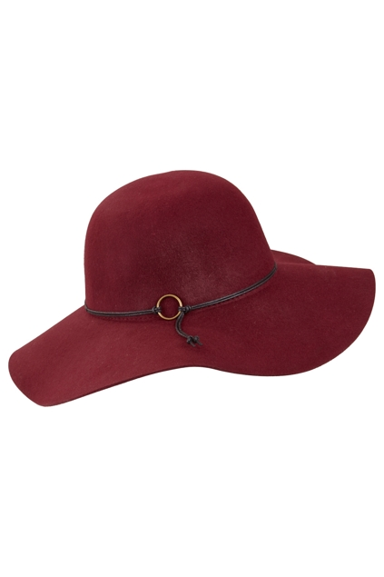 Ever After Mid Brim Hat