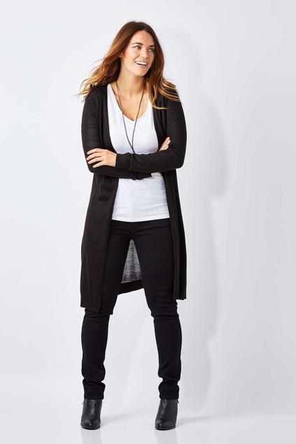 bird keepers The Longline Cardigan - Womens Cardigans - Birdsnest ...
