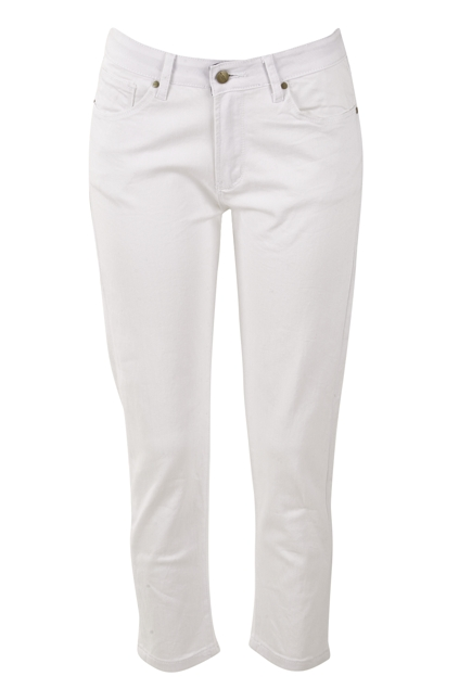 The White Denim Jean