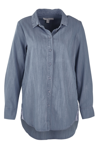 The Chambray Shirt
