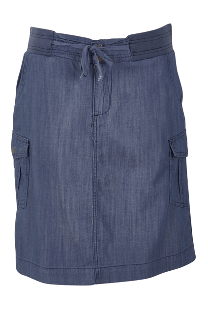 The Chambray Skirt