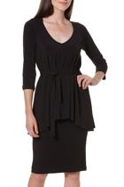 Juniper dress  black  belted1 small2