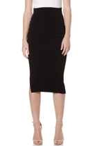 Pencil skirt  black   4  small2