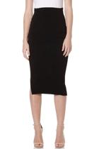 Pencil skirt  black   4  small2