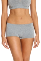 Amssboy ss boyshort grey marle small2
