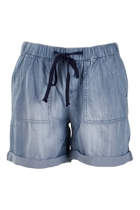 Cruising Chambray Shorts