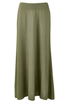 The Relaxed Maxi Skirt