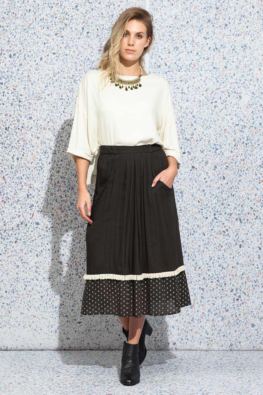 Vintage Dresses Australia- 1920s, 30s, 40s, 50s, 60s Styles Jade Skirt AUD 50.00 AT vintagedancer.com