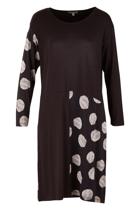 Meteor Print Dress