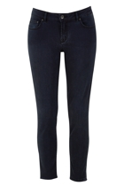The Joey Mid Rise Skinny Crop Jean