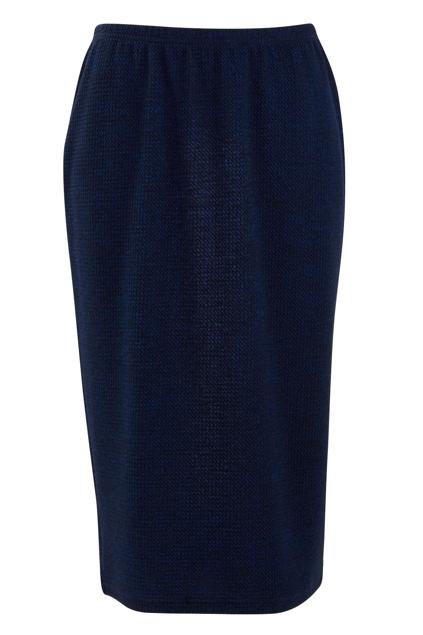 Belle Textured Pencil Skirt