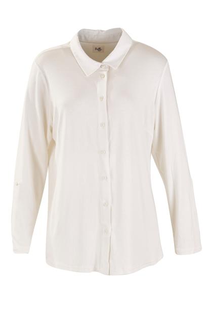 Belle Knit Button Thru Shirt