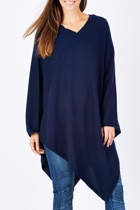 Evc vponcho  navy 007 small2