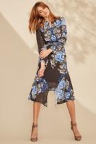 Lavender skies long sleeve dress 17cs04417 small2
