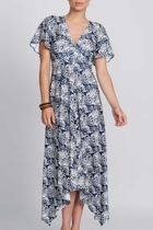 Maisy navy lace summer dresses sleeved dresses size 18 leina broughton small2