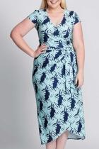 Andrea marnie aqua palm 2 summer dresses xmas dresses work dresses leina broughton small2