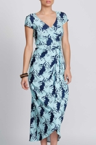 Marnie aqua palm 3 summer dresses sleeved dresses size 18 leina broughton small2