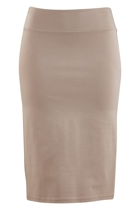 The Ponte Knee Length Pencil Skirt