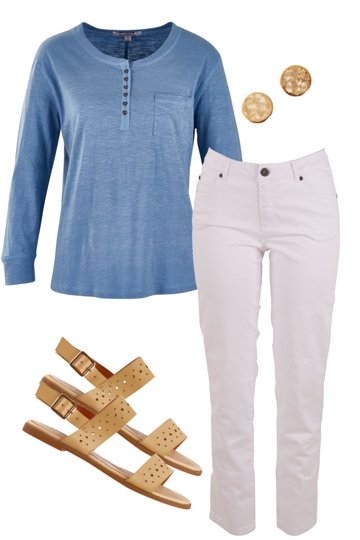 henley outfit