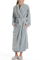 Plush robe blue 2 small2