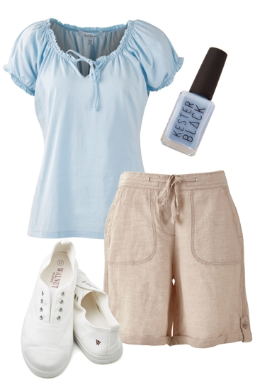 Powder Blue You