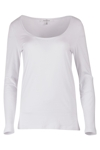 The Long Sleeve Scoop Neck Tee