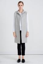 17v728 structured grey vest   2 small2