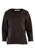 The 3/4 Sleeve Boxy Top