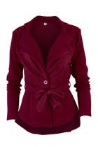 The Petal Fold Jacket