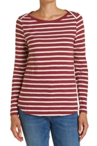 Jag camillestripetee red small2
